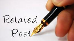 Виджет Most Related Posts (Очень похожие статьи) для Blogger