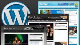 Wordpress тема Revolution Church 2.0