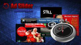 Расширение «Ad Slider» для SAM Pro