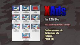 Расширение «XAds» для SAM Pro